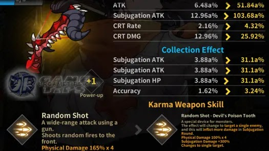 Lucid Adventure: Idle RPG - Tempest Blessed Karma Weapon 2