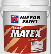 Harga Cat Nippon Paint Matex