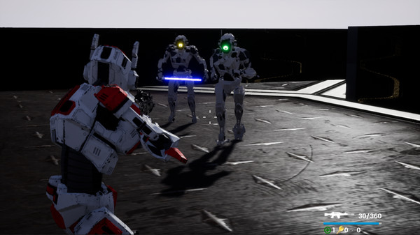 Freebot Battle for FreeWeb PC Game