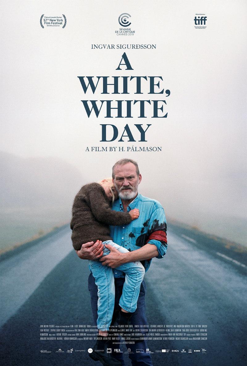 a white white day poster