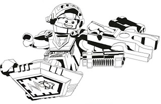 free coloring pages for ninjago images