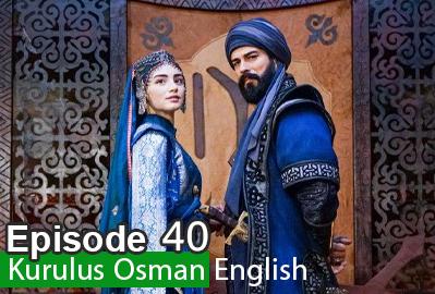 Kurulus Osman Episode 40