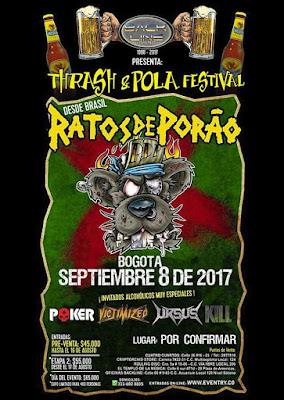THRASH Y POLA FESTIVAL 2017 CON RATOS DE PORAO 2