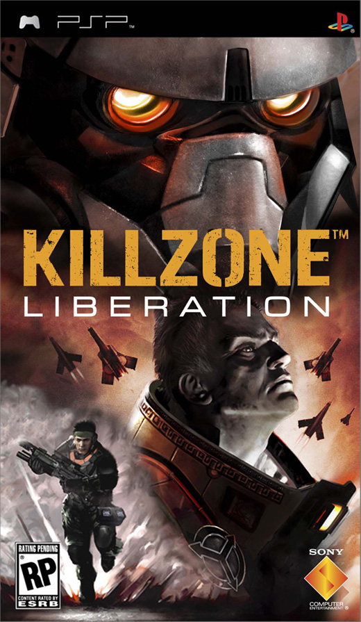 Killzone - Liberation - PSP - ISO Download