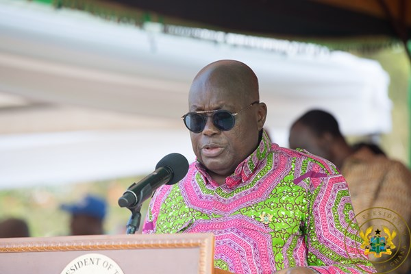 """Vote 'Yes' On 17th December To Choose Your Own MMDCEs"" – President Akufo-Addo"