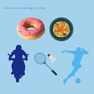 Top 7 Fakta Tentang FenniBungsu, resep donat enak, resep nasi goreng enak, novel karya fenni wardhiati,