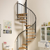 13+ Spiral staircase design pictures from pinterest