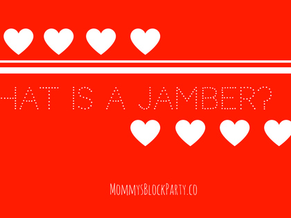 What is a Jamber? + Jamber #Giveaway