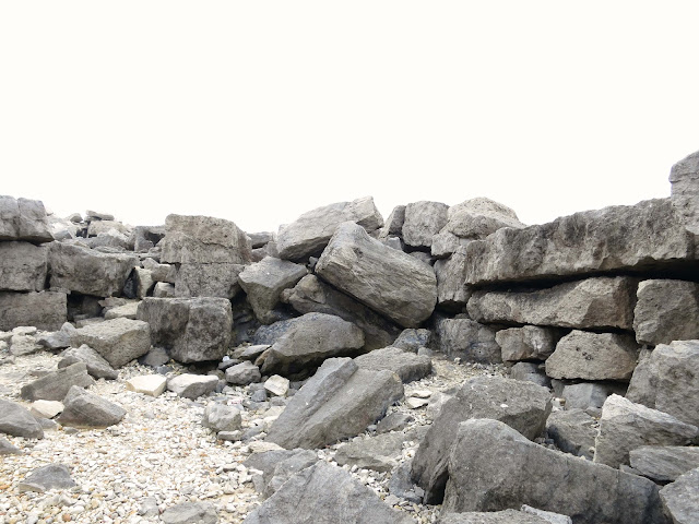 Rocks, right at the end of Portland Bill in Dorset