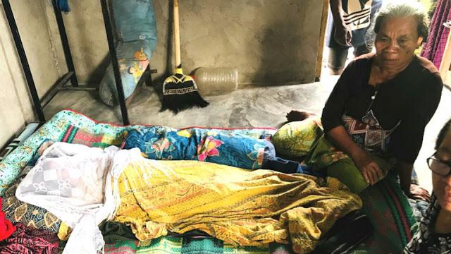 Ayu Gadis 10 Tahun Korban Tenggelam di KLU Berhasil Dievakuasi