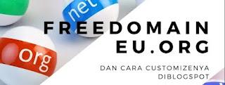 Domain Eu.org gratis