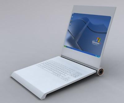 tecnologia y diseño innovador de laptops