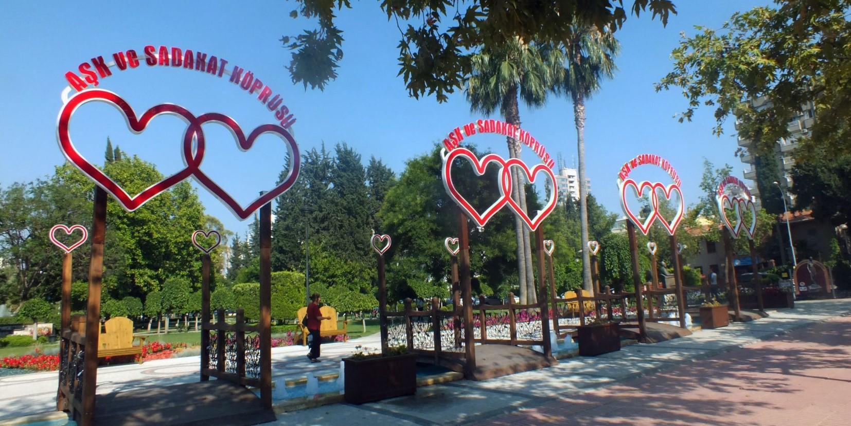 adana'da gezilecek yerler atatürk parkı