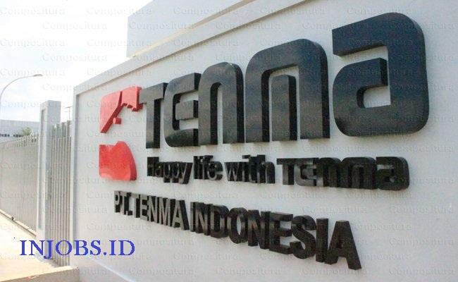 Lowongan Kerja Cikarang Terbaru Oktober - November 2018 PT. Tenma Indonesia