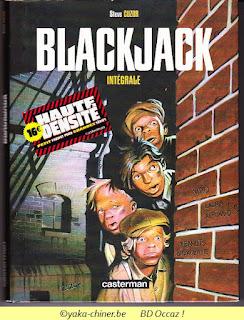 BlackJack, l'intégrale