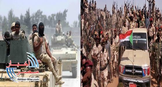 السودان تعلن الحرب علي مصر
