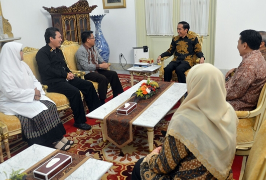 PKS Akan Dukung Jokowi Kalau Prabowo-AHY Berpasangan