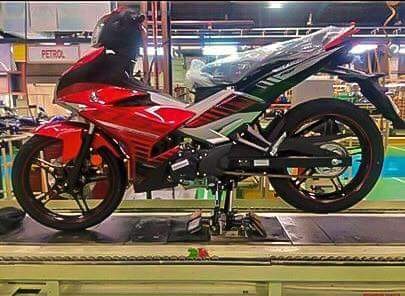Gambar Dan Video Yamaha LC 150 Fuel Injection Macam