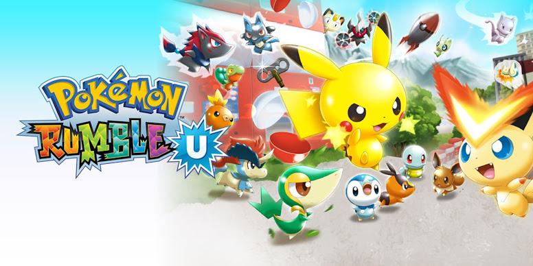 Pokémon Rumble U Logo
