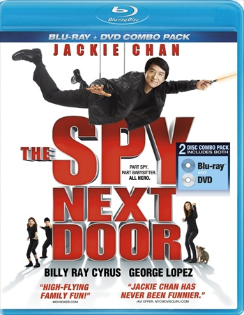 The Spy Next Door 2010 Dual Audio Hindi Bluray Download
