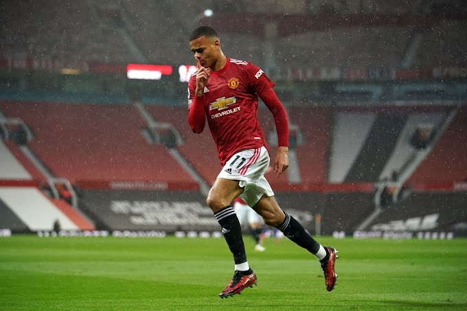 Manchester United player, Greenwood reveals his toughest challenge
