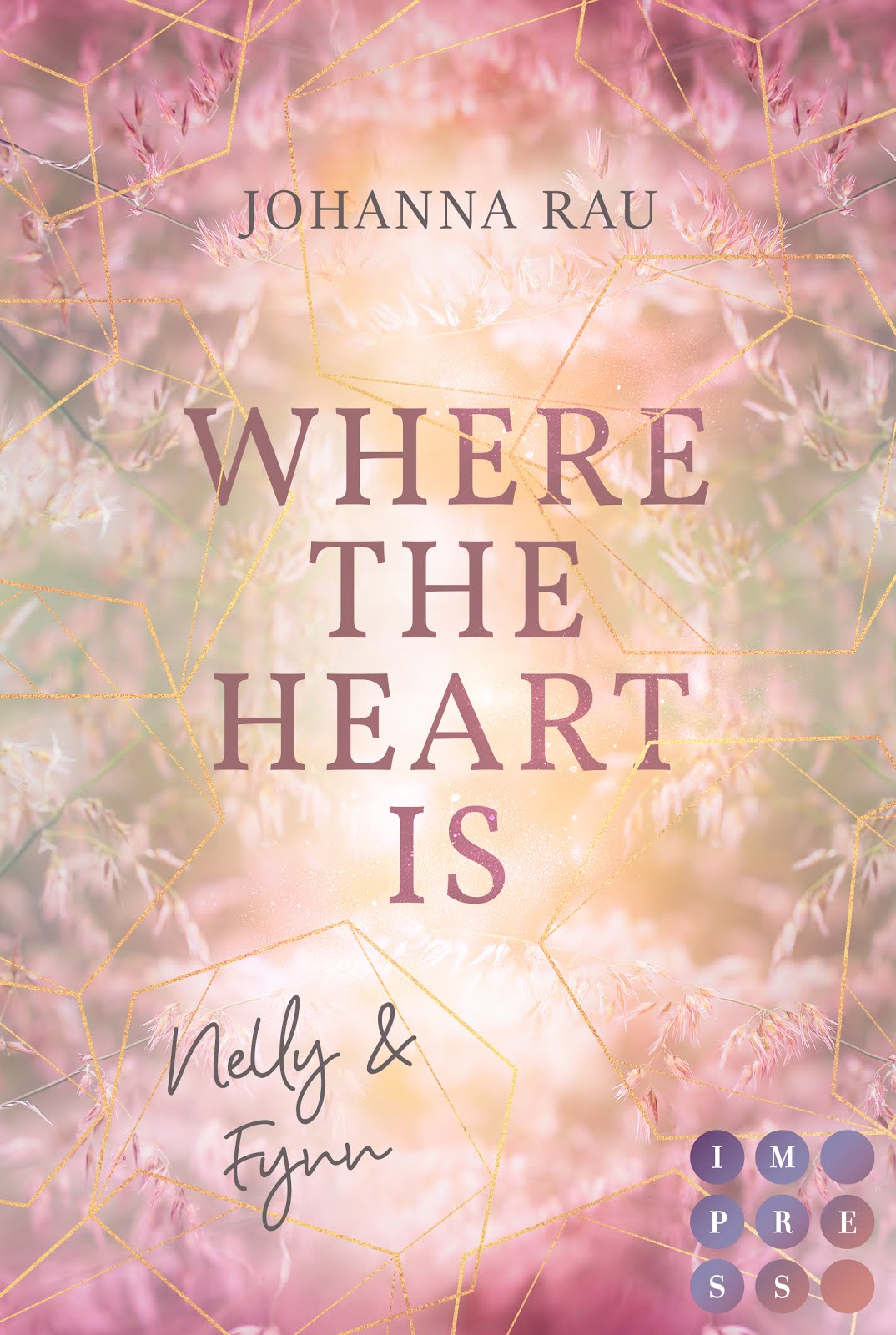 "Mein neues Buch ""Where The Heart Is"""
