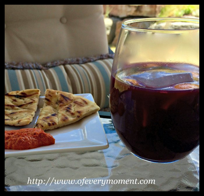 Sangria, Recipe, appetizer
