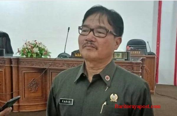 DPRD Barsel Mulai Garap PPAS APBD TA.2020