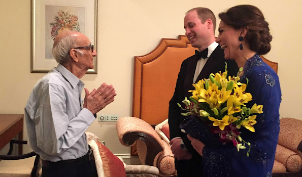 Boman Kohinoor Sr's royal fascination is quite legendary. His restaurant has life-size portraits of the Queen Elizabeth, and the Duke and Duchess of Cambridge. newmyroyals