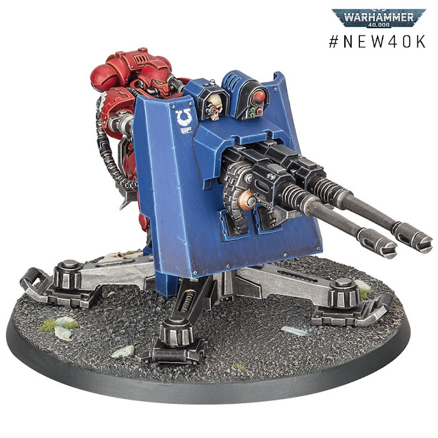 Firestrike Turret 40k