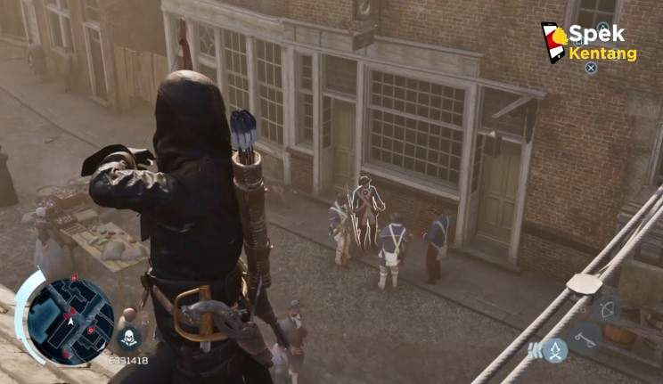 Assassin Creed III
