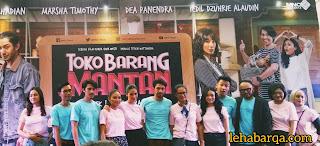 Film 'Toko Barang Mantan' karena Cewek Butuh Kepastian