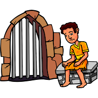 Genesis 39:20 - Joseph is put in prison