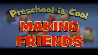Sesame Street Preschool is Cool Making Friends a