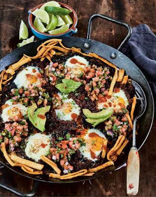 Huevos Rancheros Grits Casserole Recipe