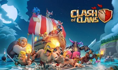 Download Clash Of Clans Mod Apk Versi Terbaru (Unlimited Gems/Gold/Elixir)
