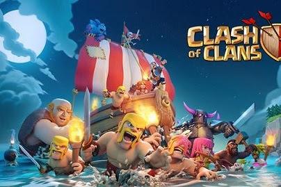 Download Clash of Clans Mod Apk v11.185.15 (Unlimited Gems/Gold/Elixir)