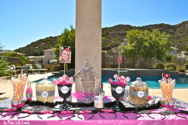 Inexpensive Party Decorating