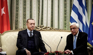 Ηχηρή απάντηση Παυλόπουλου σε Ερντογάν: Αδιαπραγμάτευτη η Συνθήκη