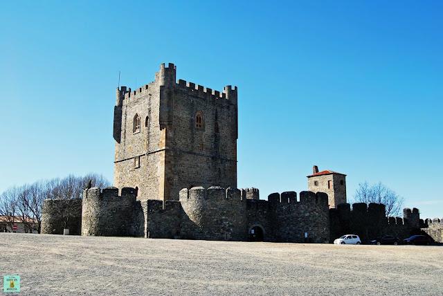 Castillo de Bragança, Portugal