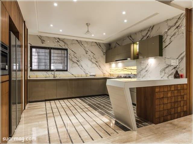 جبس بورد مطابخ 11   Kitchen Gypsum Designs 11