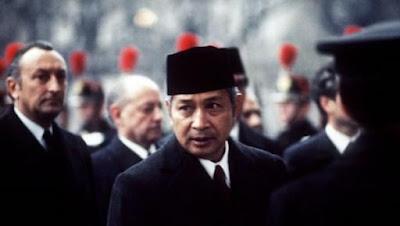 Presiden ke-2 Soeharto 1169 Inilah Keputusan Presiden Soeharto yang menyerahkan TMII kepada Yayasan Harapan Kita