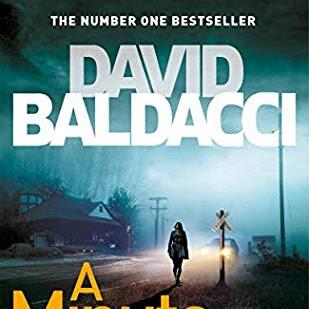 A MINUTE TO MIDNIGHT (Atlee Pine #2) - by David Baldacci