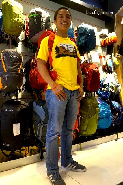 Vaude Manila Store Blog