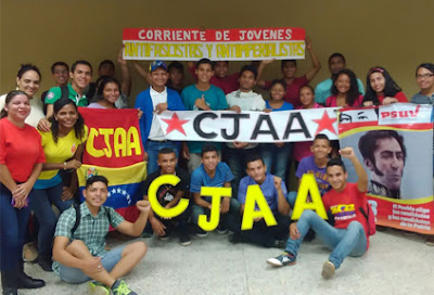 Corriente de Jóvenes Antifascistas realizará Gran Campamento en Zulia