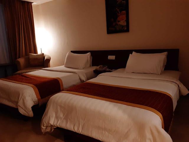 Hotel di Jalan Dhoho Kediri