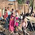 मोतिहारी /पताही :- गुजरौल गांव मे आग लगने से पांच घर जलकर हुआ खाक