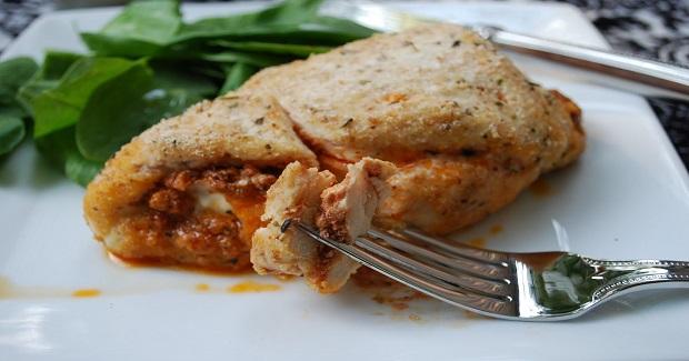 Sun-Dried Tomato & Goat Cheese Chicken Roulade Recipe