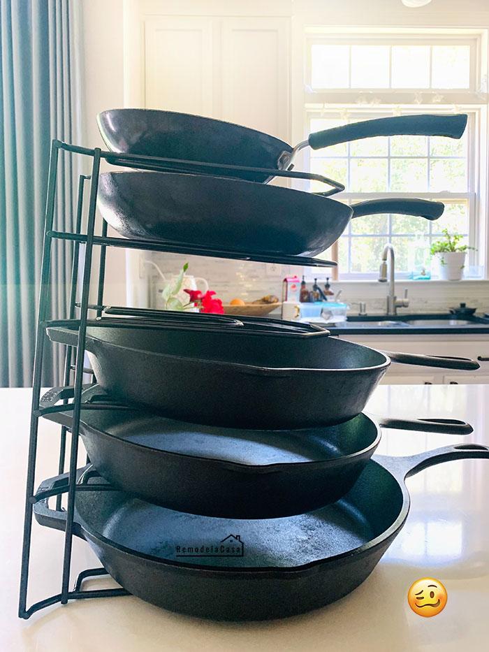 pan racks
