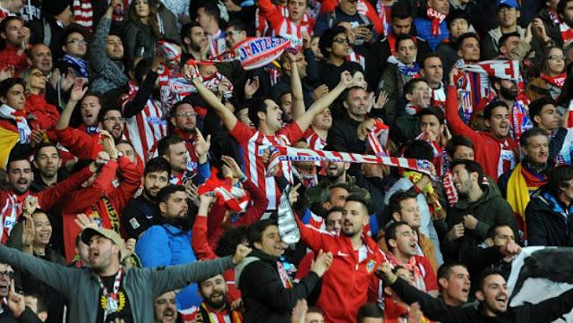 Kepindahan Thibaut Courtois ke Real Madrid membuat kecewa sebagian suporter Atletico Madrid